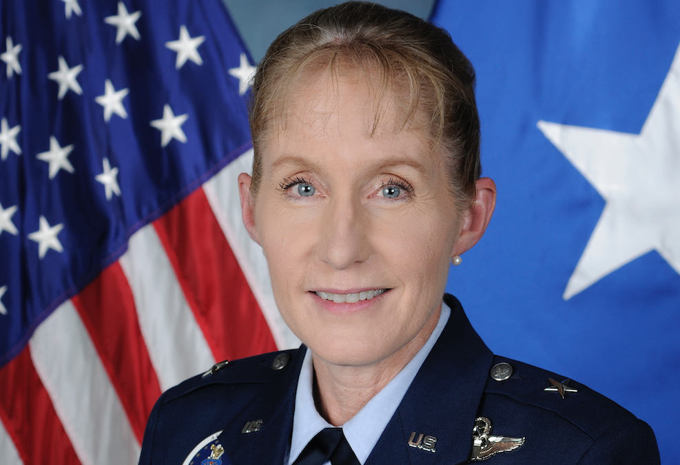 "Brigadier General Jeannie M. Leavitt Announced as 2018 Omar N. Bradley ""Spirit of Independence"" Award Recipient"