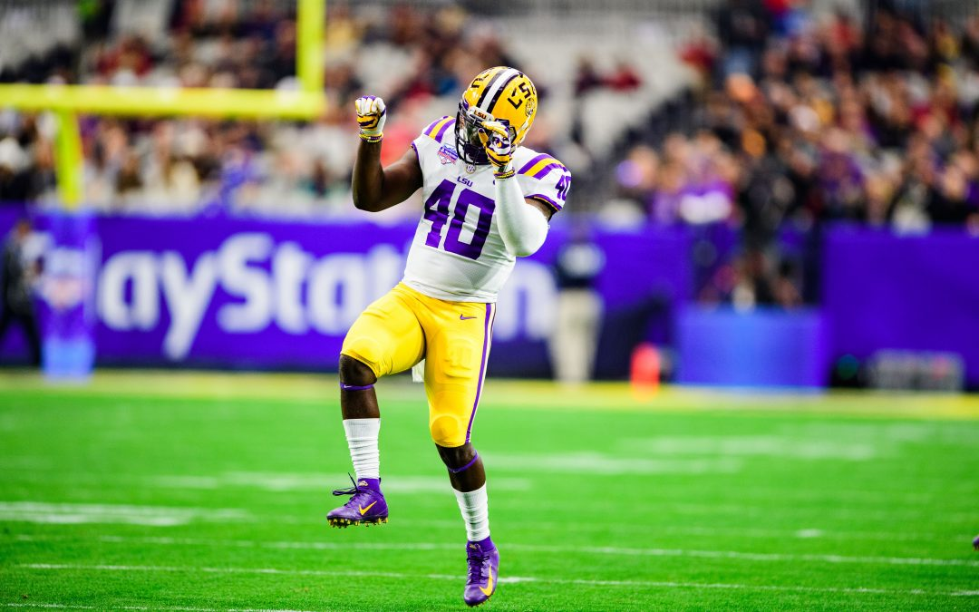 Kickoff Dinner with Devin White Approaching Quickly