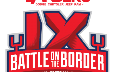 Landers Dodge Battle on the Border Tickets On Sale Through Independence Bowl Office