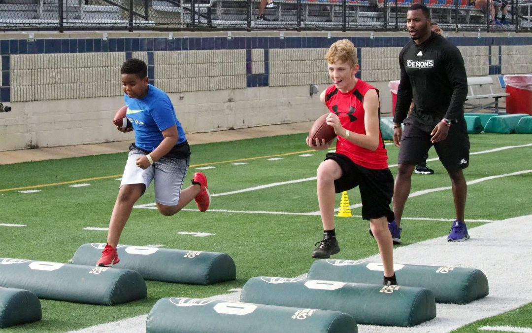 Independence Bowl Celebrates 10th Anniversary of Youth Clinic in June