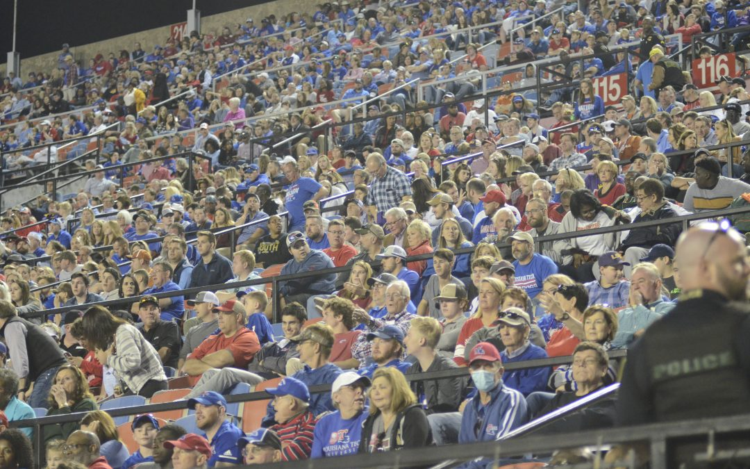 Ticket Renewals for 2020 Independence Bowl Hit the Shelves