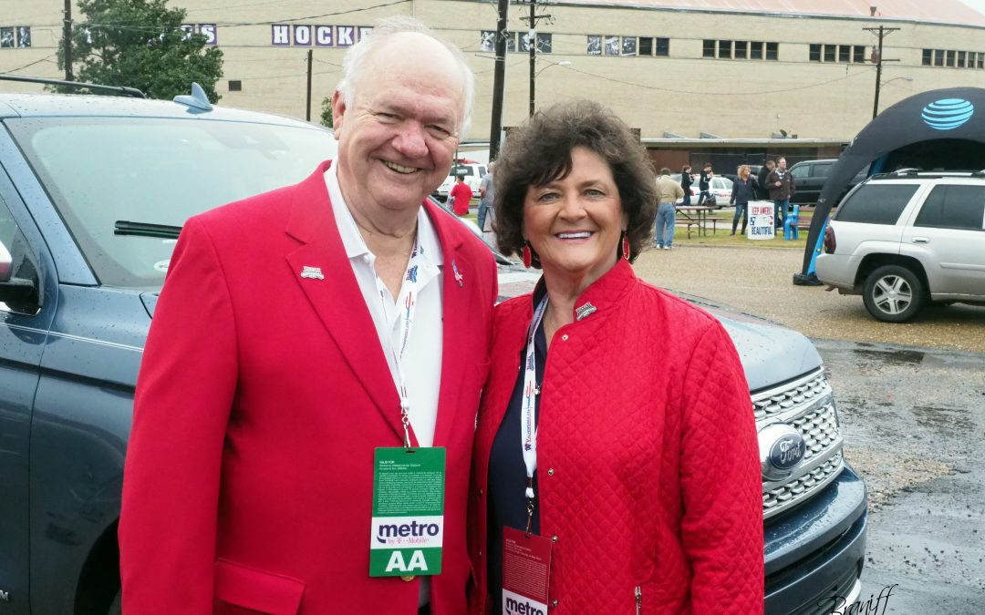 Four Downs with I-Bowl Chairman Frank Auer