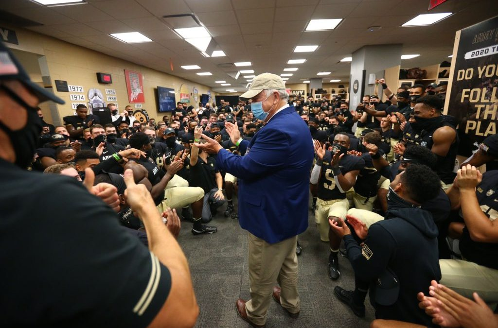 Army West Point Accepts Invitation to 2020 Radiance Technologies Independence Bowl
