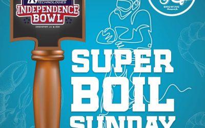 Update on Independence Bowl Foundation's Super Boil Sunday