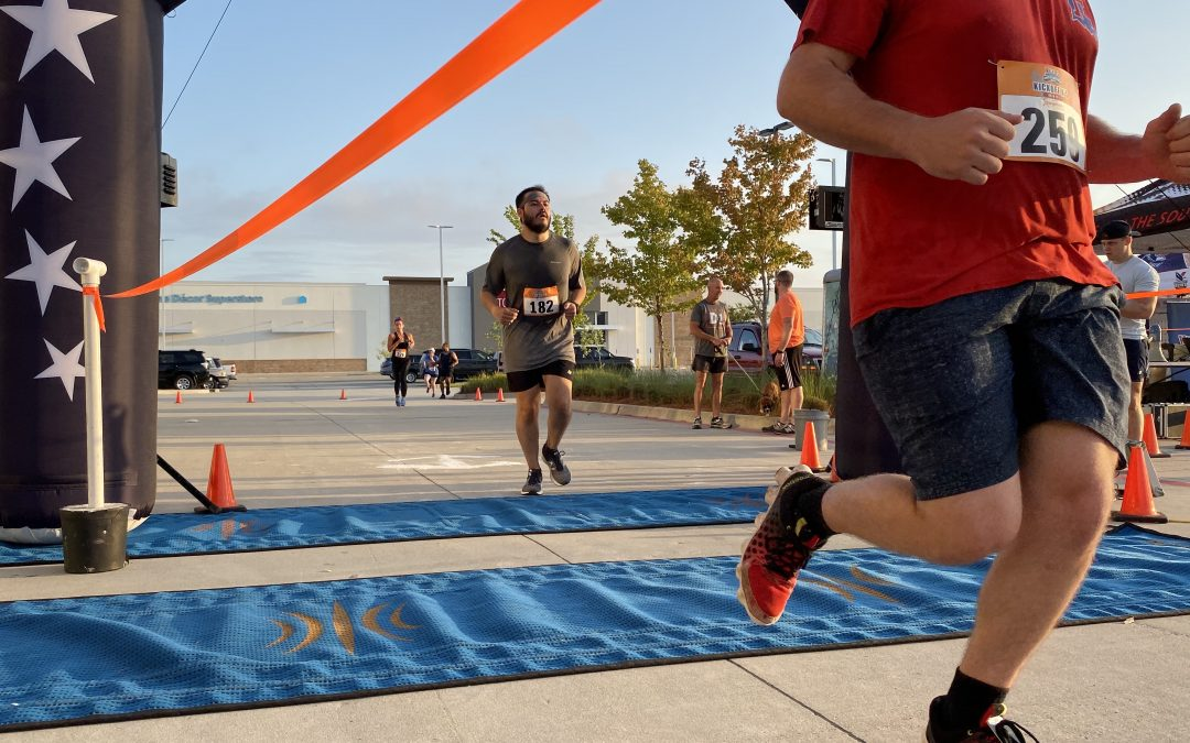 Kickoff K's 5K and Half Marathon Hits the Streets This Weekend