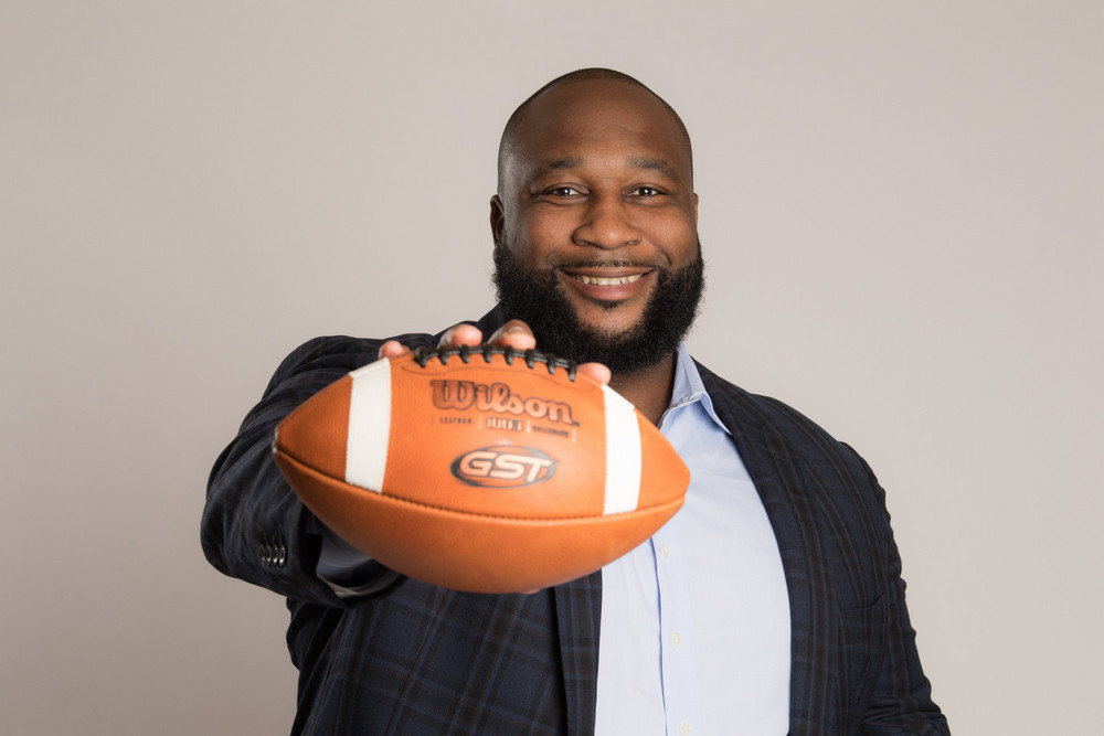 Marcus Spears to be Featured Speaker at Kickoff Dinner