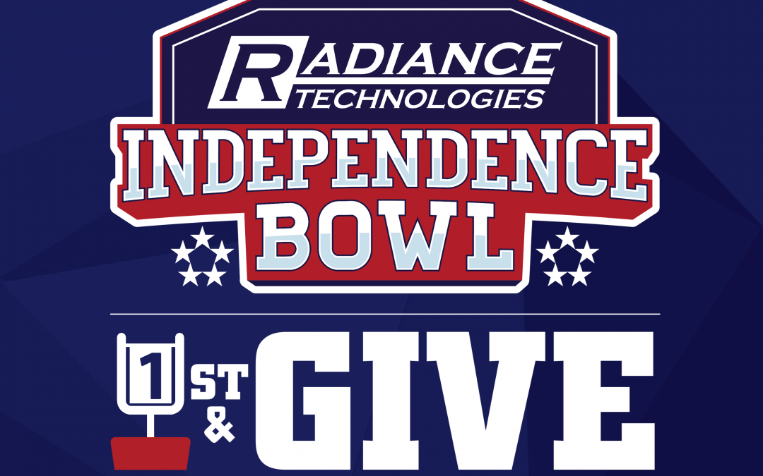 Independence Bowl Foundation Announces 1st & Give & Charity Flag Football Tournament
